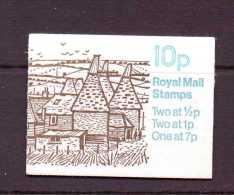GRANDE-BRETAGNE 1978 CARNET VILLAGE  YVERT N° NEUF MNH** - Booklets