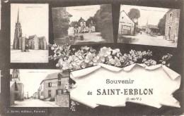 St-Erblon (35) Souvenir - Other Municipalities
