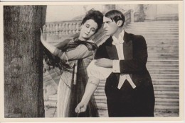 GERMAN MOVIE CIGARETTE CARD 1910's CINEMA Actress MARIA CARMI Actor CARL DE VOGT Film Der Veg Des Todes 1916 - Cigarette Cards