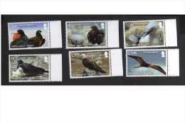 Ascension 2013 Frigate Bird Set MNH - Birds