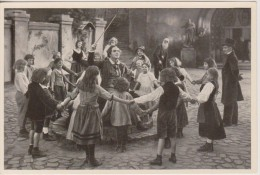 GERMAN MOVIE CIGARETTE CARD 1920's CINEMA Actor PAUL HARTMANN Film DER EVANGELIMANN 1924 - Cigarette Cards