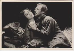 GERMAN MOVIE CIGARETTE CARD 1920's CINEMA Actor LARS HANSON Actress DITA PARLO Film HEIMKEHR 1928 - Zigarettenmarken