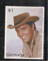 GRENADA ELVIS 1 V. MNH - Elvis Presley