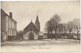 SOUGY - Place De L' Eglise - France
