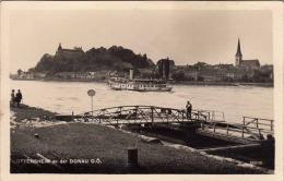 OTTENSHEIM A.d.Donau (OÖ) Schiffsanlegeplatz Dampfschiff - Sonstige