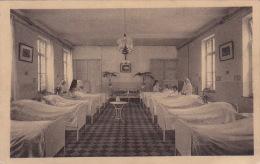 Lokeren 25: Soeurs De La Charité De J-M St Benoît. Institut Médico-pédagogique. Dortoir De L'infirmerie - Lokeren