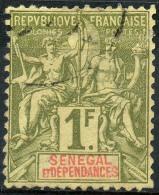Sénégal (1887) N 20 (o) - Sénégal (1887-1944)