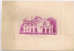 Menu   90 Eme Anniversaire De  M F FERTIAULT  25 Juin 1904     PAVILLON DE  L´ELYSEE - Autres Collections
