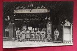 C Photo La Derniere Garde A Zweibrucken Caserne Joffre - Other Municipalities