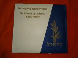 Livre - Histoire De L'armée D'Israël, En Hébreu, Français Et Anglais - The History Of The Israel Armed Forces (Judaïca) - Libros