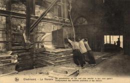 BELGIQUE - Métier Beroep La Verrerie Glasfabriek Glasblazerij. - Industry