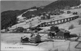 LEYSIN    /TTBE  / CARTE  NON  ECRITE   / LOT 814.B - Switzerland