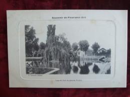 SDV4-32- SOUVENIR DE FLEURANCE - LAC ET ILOT DU JARDIN PUBLIC - Fleurance