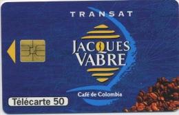 FRANCE - JACQUES VABRE - 50 U  (USAGÉ) - France