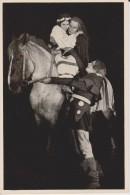 GERMAN MOVIE CIGARETTE CARD 1920's CINEMA Actor RUDOLF KLEIN ROGGE Actress LUCIE MANNHEIM Film Der Steinerne Reiter 1923 - Zigarettenmarken
