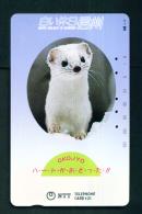 JAPAN - Used Magnetic Phonecard (270-216) As Scan - Japan