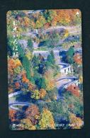 JAPAN - Used Magnetic Phonecard (251-085) As Scan - Japan