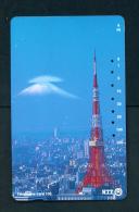 JAPAN - Used Magnetic Phonecard (231-276) As Scan - Japan