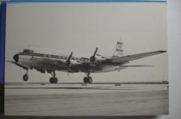 DC 6  NORTHEAST AIRLINES   N6588C - 1946-....: Era Moderna