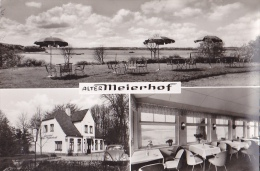 D221  --  GLUCKSBURG  --  GASTSTATTE ALTER MEIERHOF  --  FERNRUF 81 89 - Gluecksburg