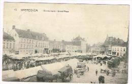 Waereghem - 13  Groote Markt - Waregem