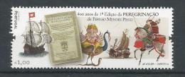 Portugal 2014  Mi.Nr. 3906 , 400 Anos Da 1.edicao Peregrinaca - Postfrisch / MNH / (**) - Nuevos