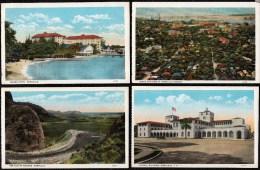 6  X OLD CARD HONOLULU - HAWAI - HILO - NICE CONDITION - Etats-Unis