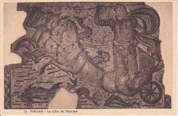CPA Timgad (Algerie) - Le Char De Neptune (3153) - Algerien