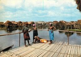 DAHOMEY CITE LACUSTRE DE GANVIE - Dahomey