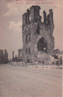 CPA Ypres - Ruines - La Tour Des Halles (3190) - Ieper