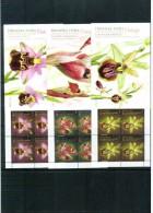 Kroatien / Croatia 2014 Orchideen / Orchids MH / Booklets Postfrisch / MNH - Orquideas