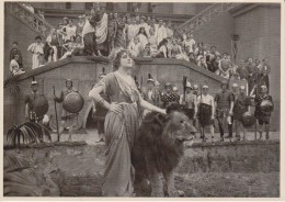 GERMAN MOVIE CIGARETTE CARD 1910's CINEMA Actress MIA MAY Film VERITAS VINCIT (1919) - Zigarettenmarken