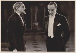 GERMAN MOVIE CIGARETTE CARD 1920's Actor CONRAD VEIDT Film Die Brüder Schellenberg 1926 - Cigarette Cards