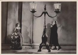 GERMAN MOVIE CIGARETTE CARD 1920's CINEMA Actor EMIL JANNINGS Actress LIL DAGOVER Film Herr Tartüff 1925 - Zigarettenmarken