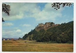 SCOTLAND - AK197047 Stirling Castle From The West - Stirlingshire