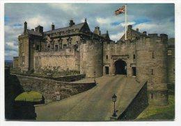 SCOTLAND - AK197048 Stirling Castle - The Entry - Stirlingshire