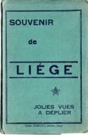 CARNET Incomplet LIEGE Edition Emile DUMONT  7 CPA ( Voir Scan ) - Liege