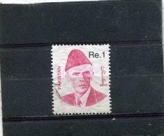 PAKISTAN. 1998. SCOTT 893A. MOHAMMED ALI JINNAH - Pakistan