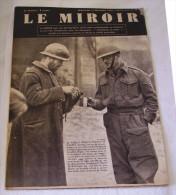 LE MIROIR 31 DECEMBRE 1939 NOUVELLE SERIE N° 18 - Livres, BD, Revues