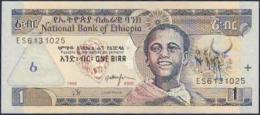 Ethiopia 1 Birr 2006 Pick 46 UNC - Ethiopie