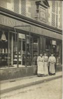 POITIERS - Carte-photo - Patisserie FINCK - Rue St Porchaire - Poitiers
