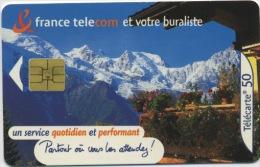 FRANCE - VOTRE BURALISTE - 50 U  (USAGÉ) - France