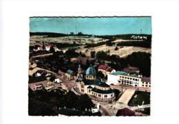 EN AVION AU DESSUS DE CREUTZWALD LA CROIX ,COULEUR,DETAILS REF 37648 - Creutzwald