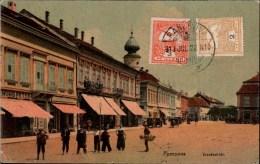 ! 1922 Old Postcard Pancsova , Serbien, Serbia, Postcard Exchange Club L.E. - Serbia