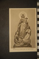 CP, Arts, Sculpture, Religion, Statue De Notre Dame De Montligeon - Sculptures