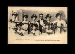 35 - SAINT-MALO - Grand Café Des Voyageurs - Orchestre Des Dames Florentines - Chef D'orchestre - Saint Malo