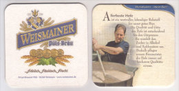 Weismainer Privatbrauerei Püls Bräu , Allerbeste Hefe - Beer Mats