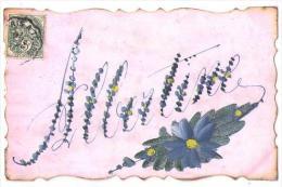 Prénoms 001, Prénom Albertine - Firstnames