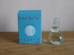 MINIATURE DE PARFUM EAU BELLE D' AZZARO EAU DE TOILETTE 4ML. - Miniatures Modernes (à Partir De 1961)