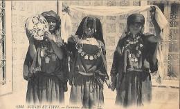 CARTE POSTALE ORIGINALE ANCIENNE : JEUNES FEMMES  PIN UP SEXY ET EROTIC ; DANSEUSES ARABES ;  ALGERIE - Algérie